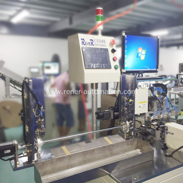Automatic Packaging Machine for Electronic Connector
