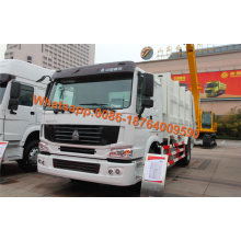 High Quality for Garbage Compactor Howo 6x4 Compressed Garbage Truck supply to Spain Factories