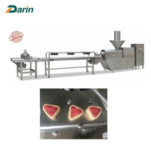 Best Price for for Pet Chewing Snack Machine Dental Care Dog Jerky Treat Cold Extrusion Machine supply to Dominica Suppliers