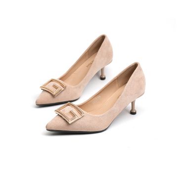 Women's Sharply Toe Kittien Heels Pumps