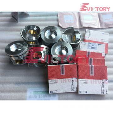 HINO engine parts piston J08C piston ring
