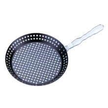 Factory Free sample for Fish Grill Basket BBQ commercial bakery grill pan supply to Italy Manufacturer