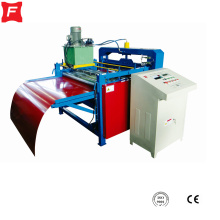 Sheet Uncoiling Slitting Cutting Machine