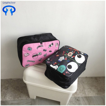 New luggage collection bag makeup bag carry-on bag