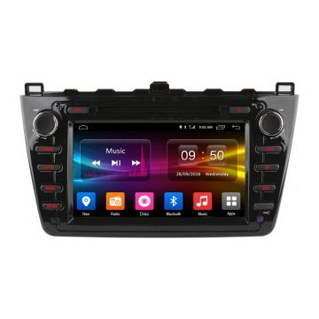 Economical Android 6.0 auto radio for Mazada