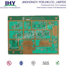 8-Layer RO4003 Ceramic Mixed Pressure High Frequency PCB
