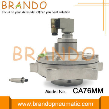 Submerged Manifold Mount Solenoid Pulse Valve CA76MM