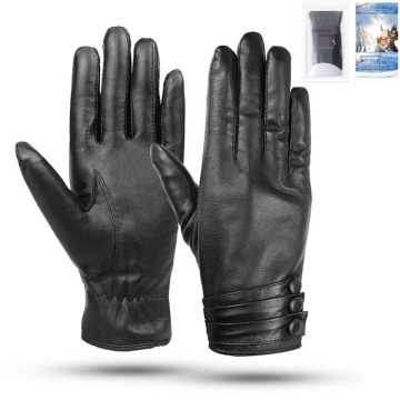 ODM for Women'S Gloves And Mittens Kordear Touchscreen Womens Leather Gloves export to Cape Verde Supplier