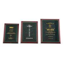 cheap customized plaques awards design