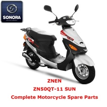 ZNEN ZN50QT-11 SUN Complete Scooter Spare Part