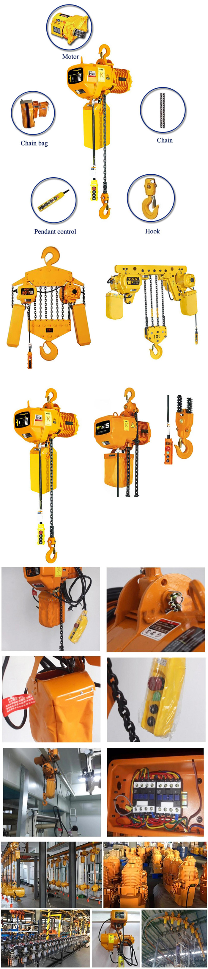 Chain Hoist Price