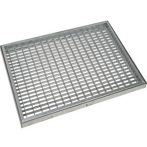 Steel Bar Grid Entrance Door Mat
