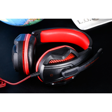 Best Wired Gaming Stereo Headphones Headband Headset