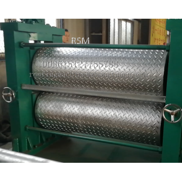 Adjustment Electric Metal Embossing Machine