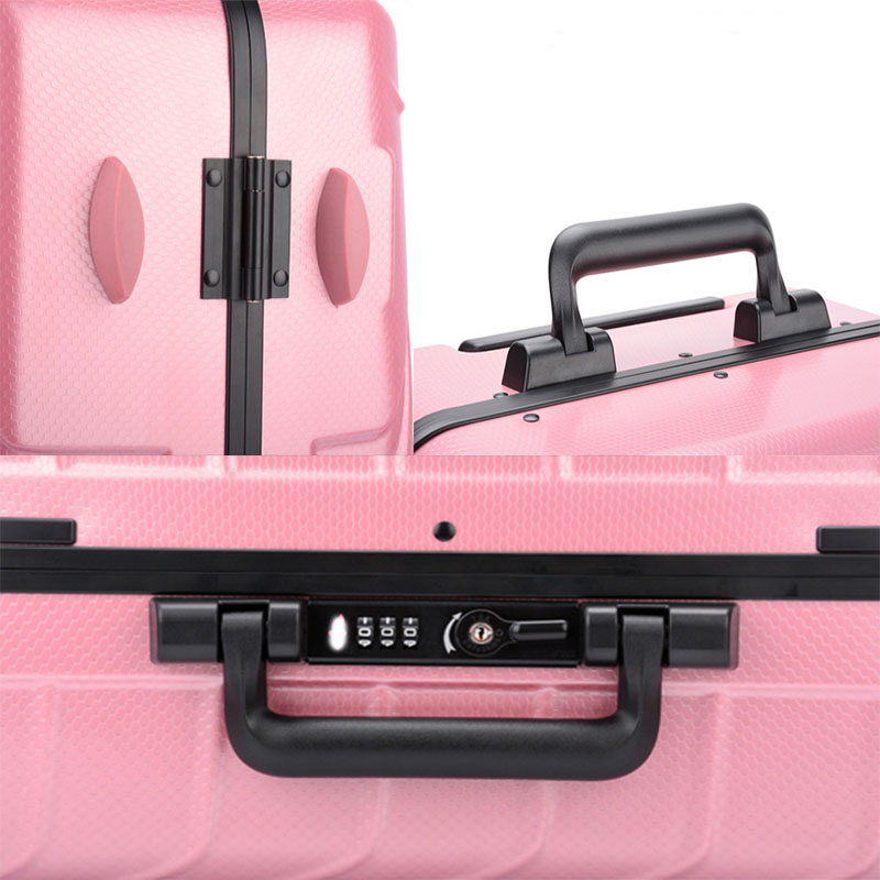 Safe lock luggage