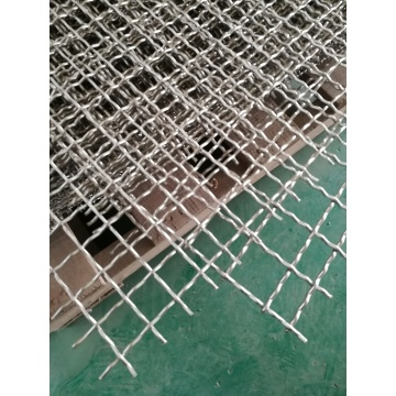 SS Crimped Weave Mesh
