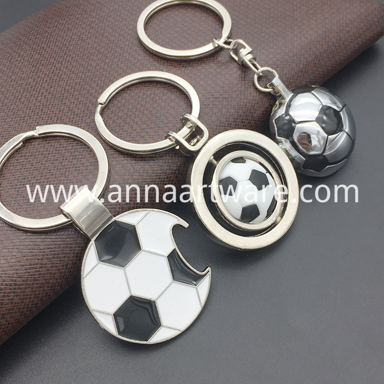 Football Keychain With Bottle Opener 06