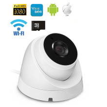 Outdoor 2MP 1080P Security IP Camera Waterproof IP66
