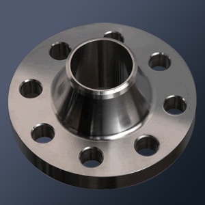 High Pressure Carbon Steel GOST 12821-80 PN10 Welding Neck Flanges