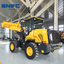 ZL938 Heavy Duty Mini Loader