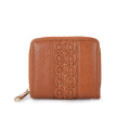 Women Wallets Fashion Leather Zip Around Purse