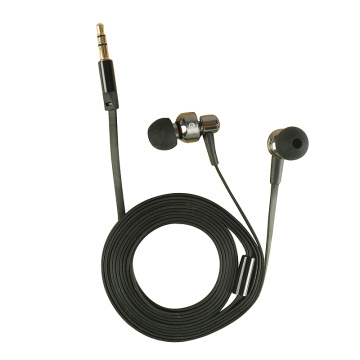 Wired Metal In Ear Headphones