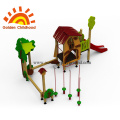 Commercial Outdoor Playground Equipment Amusement For Children