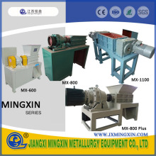 Widely use industrial waste plastic shredder