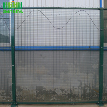 High quality welded steel anti-climb 358 fence
