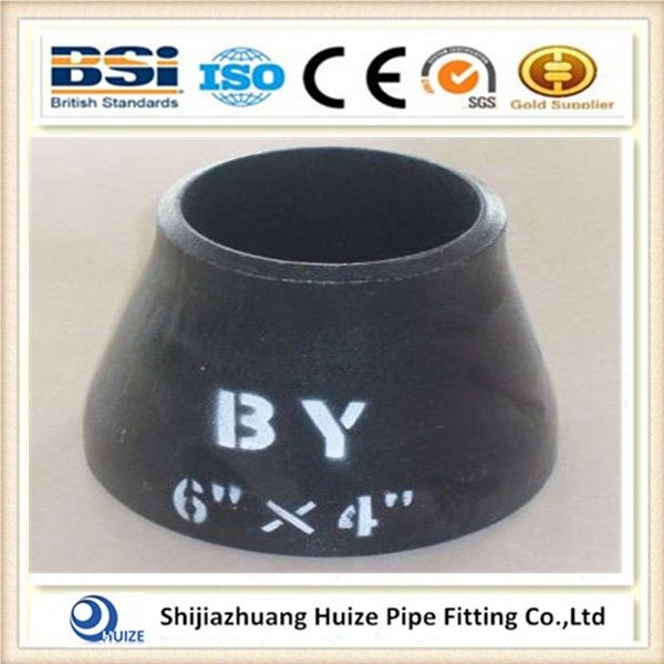ASTM A420wpl3 DN100 pipe reducer fittings