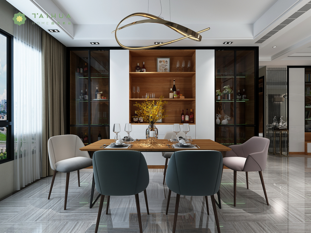 Customized Dining Room