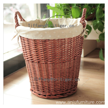 Handmade cheap woven wicker basket wholesale