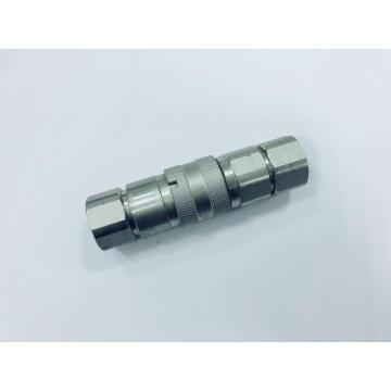 ZFJ6-3010-00 ISO16028 carton steel quick coupling