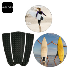 New Arrival China for Surfboard Tail Pads Melors Deck Grip UV Resistant Traction Mats supply to India Factory