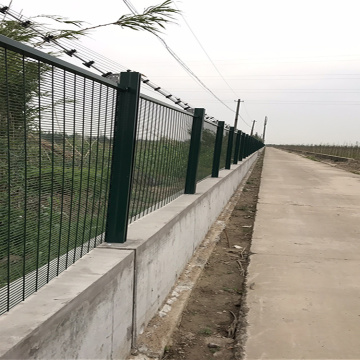 Easily Assembled Feature 358 Security Fence/anti Climb Fence