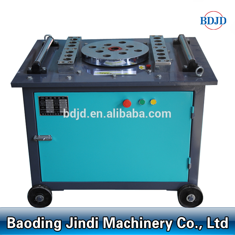 Iron Bar Bending Machine Used Rebar Bending Machine