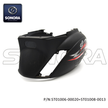 PIAGGIO ZIP Left&Right Side Cover(575406) (P/N:ST01006-0000+ST01008-0013) Top Quality