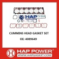 Cummins Cylinder Head Gasket Set 4089649