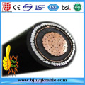 220kv 1c1600sqmm Copper XLPE Cable  KEMA CERTIFIED