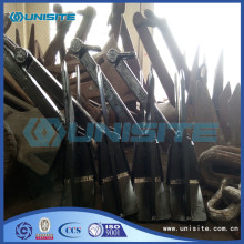 China OEM for China Electric Ship Anchor,Hydraulic Ship Anchor,Combined Ship Anchor,Welding Ship Anchor provider Steel marine custom sheep anchors export to Bermuda Factory