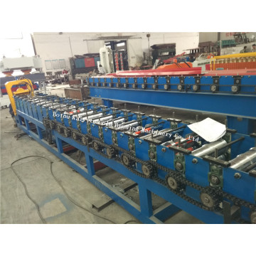 Used Water Gutter Roll Forming Manufacturing Machine Price