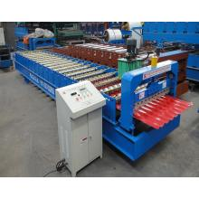 Popular Russia Special Colored Steel Roll Forming Machine