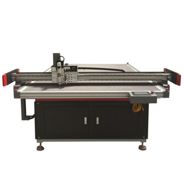 CCD Camera soft material cutting machine