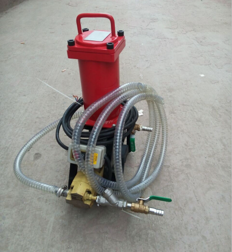 LYC-B Type Portable Oil Purifier (1)