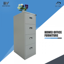 4 Drawer steel filing documents storage cabinet