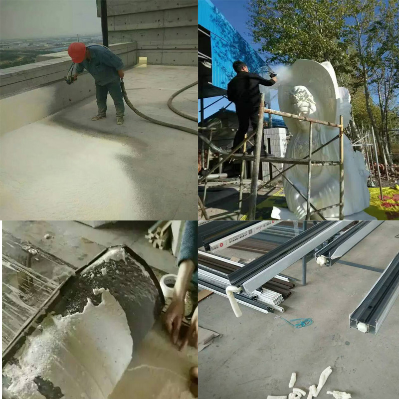 spray foam roofing