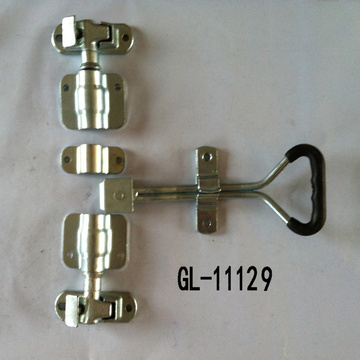 New Fashion Design for Galvanized Steel Door Lock 27mm Rod Dia 3/4''Truck  Locks Assembly supply to Sri Lanka Suppliers