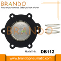 DB112/G Diaphragm Repair Kit For Mecair 1.5'' VNP/VEM/VXM212
