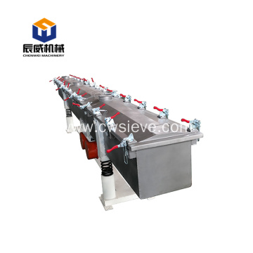 baking powder vibrating feeder