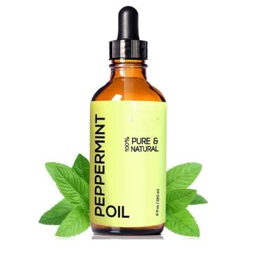 Pure Peppermint Essential Oil mentha piperita oil